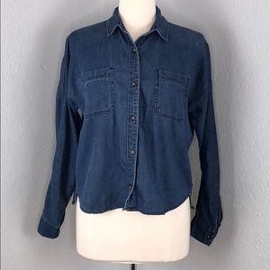 BDG Chambray Shirt Small